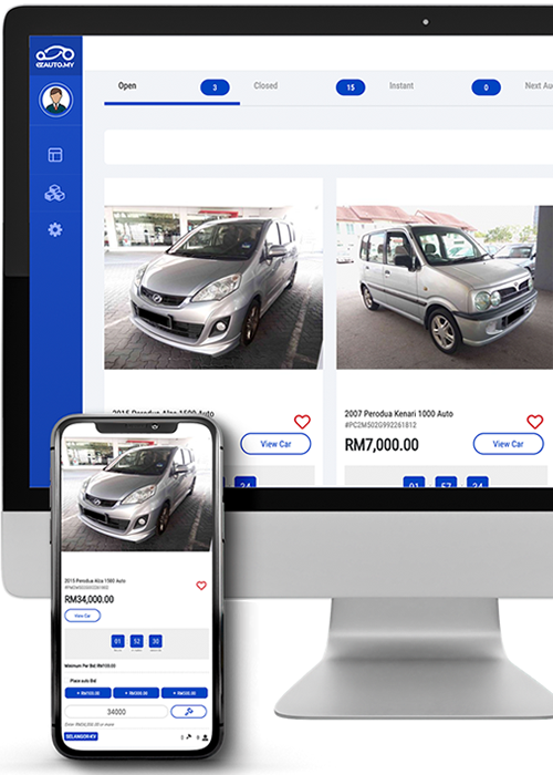 Sell car to ezAuto