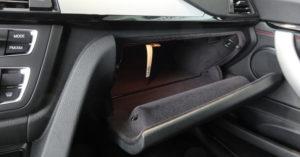 car glovebox
