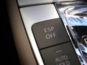 esp electronic stability system or traction control